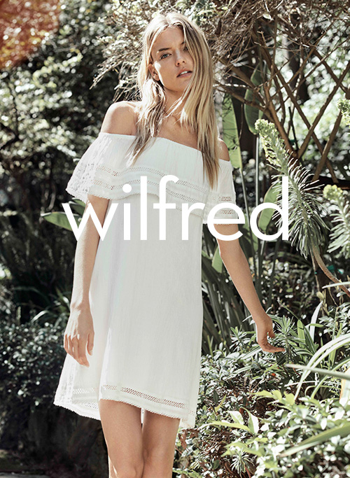 Shop Wilfred